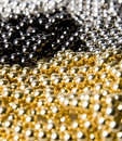 Free Close Up Of Metal Balls Royalty Free Stock Photo - 17675145