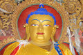 Free Golden Buddha Statue Stock Images - 17678374