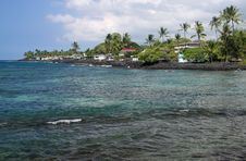Free Coast Line Hawaii 03 Stock Photography - 17670522
