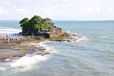 Free Tanah Lot - Bali Stock Photo - 17670530
