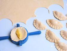 Free Dumplings Royalty Free Stock Photo - 17671145