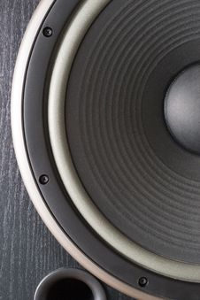 Free Acoustic System Stock Photos - 17671543