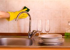 Free Housework Stock Photos - 17671653