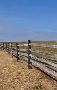 Antietam Battlefield Royalty Free Stock Photo