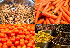 Free Farmer S Market Selection Stock Photography - 17672442