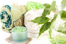 Free Spa Products Stock Photo - 17673550