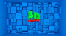 Free Desktop 3d Stock Images - 17673734