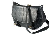Free Black Leather Back Royalty Free Stock Photos - 17673758
