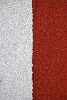 Free Two Colored Wall Stock Photos - 17673853