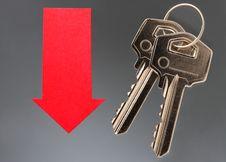 Free Keys Royalty Free Stock Photos - 17673868
