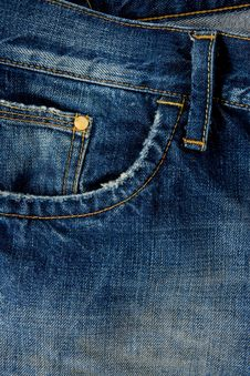 Free Blue Jean Texture Royalty Free Stock Images - 17674279