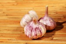 Free Garlic Royalty Free Stock Images - 17674419