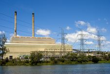 Free Power Station Stock Images - 17674764