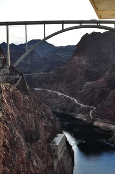 Free Hoover Dam Stock Image - 17676341