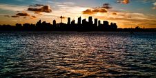 Free Sydney Skyline Royalty Free Stock Image - 17676546