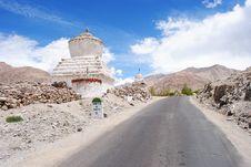 Free Entering A Ladakh Region Stock Photography - 17676722