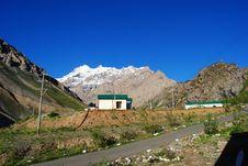 Free Stunning Ladakh Landscape Royalty Free Stock Photo - 17676855