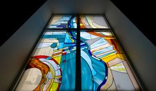 Free Stained-glass Window Stock Photo - 17677670