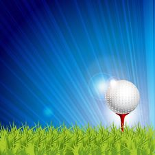Free Golf Ball Stock Images - 17678234