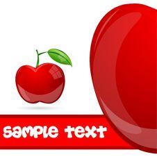 Free Apple Royalty Free Stock Image - 17678276