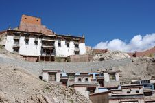 Free Landscape In Tibet Royalty Free Stock Photos - 17678278