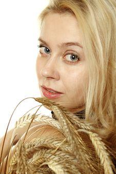 Free Beautiful Woman Stock Photo - 17678810