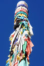 Free Prayer Flags In Tibet Royalty Free Stock Photo - 17681105