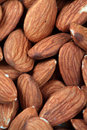 Free Almonds Background Royalty Free Stock Images - 17685899