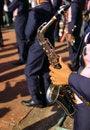 Free Saxophone Stock Photo - 17686160