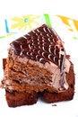 Free Cake Cream Closeup Stock Photography - 17686162