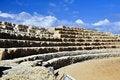 Free Caesarea Roman Theater Stock Images - 17689034