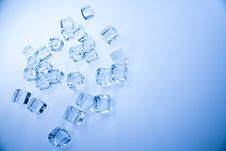 Free Ice Cube Royalty Free Stock Photography - 17680187