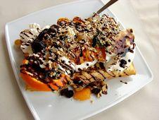 Free Waffle With Everything Stock Photo - 17680200
