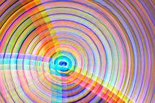 Free Abstract Rainbow Background Royalty Free Stock Photo - 17680525
