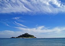 Free St Michael S Mount, Cornwall Stock Image - 17680601