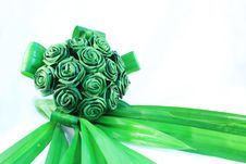Free Artificial Flowers. Royalty Free Stock Photography - 17681347