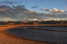 Free Landscape In Tibet Stock Photo - 17681450