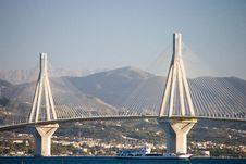 Free Rio Bridge Royalty Free Stock Images - 17682549