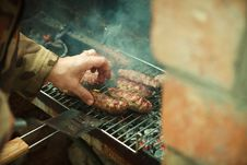 Free Barbeque Stock Photography - 17682662