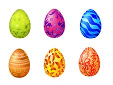Free Easter Eggs Stock Photos - 17683463