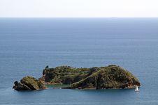 Free Island Illheu De Vila Franca (Azores) 02 Stock Photography - 17683742