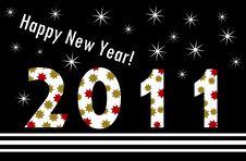 Free Happy New Year Stock Image - 17683771