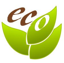 Free Ecological Emblem Stock Image - 17683821