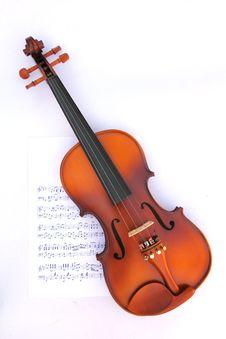 Free Violin Royalty Free Stock Photo - 17684535