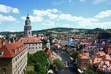 Free Czech Krumlov Royalty Free Stock Photo - 17685615