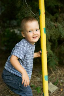 Free A Little Boy Royalty Free Stock Images - 17685729