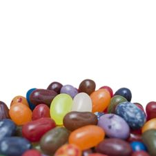 Free Jellybeans Stock Photography - 17686102