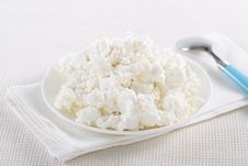 Free Cottage Cheese Stock Photos - 17686833