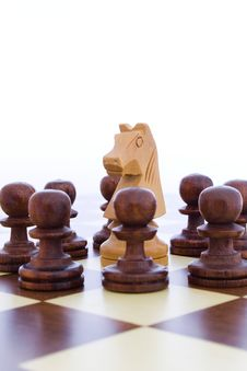 Free Horse And Pawn Stock Photos - 17686843