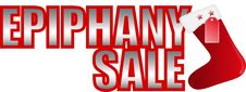Free Ephipahny Sock Sale Stock Image - 17687311